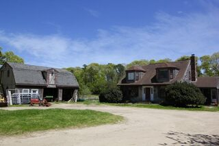 Photo of real estate for sale located at 809 Sandwich Road East Falmouth, MA 02536