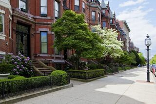 Photo of real estate for sale located at 252 Commonwealth Ave. Boston - Back Bay, MA 02116