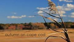 Autumn on Cape Cod video thumbnail