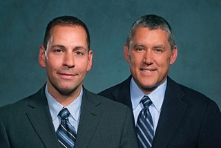 Ranco and DeAngelo photo